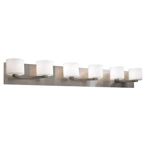6 light bathroom vanity lighting fixture