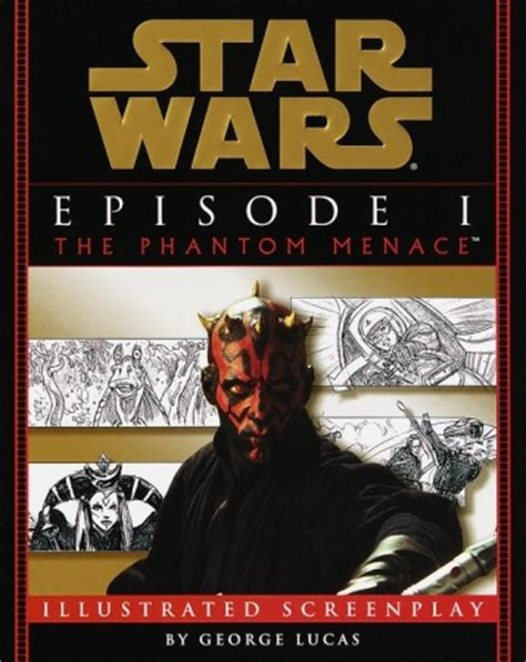 the phantom s apprentice books wars episode i the phantom menace illustrated