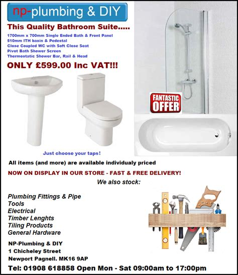 D P Plumbing by Details For N P Plumbing D I Y In 1 Chicheley Newport Pagnell Buckinghamshire Mk16