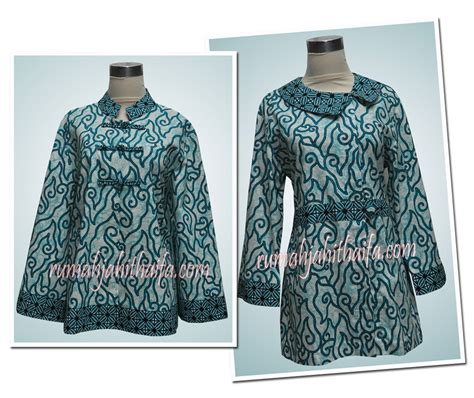 Seragam Batik Model Batik Seragam Dinas Related Keywords Model Batik