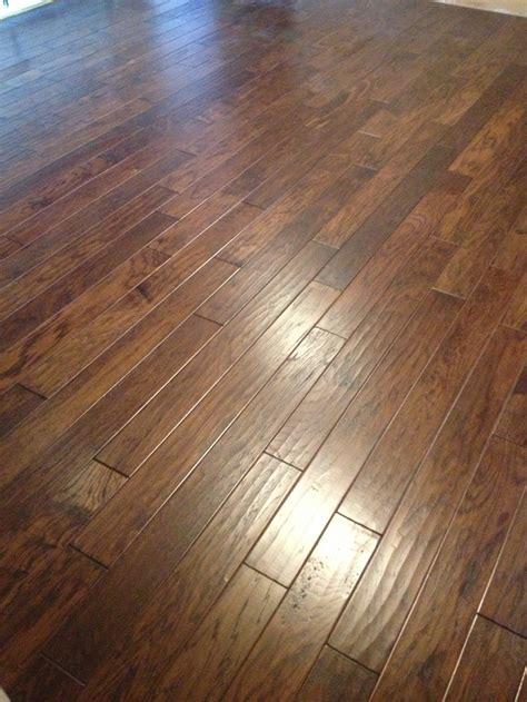 Mohawk wood floors   Hickory Chocolate   Hardwood