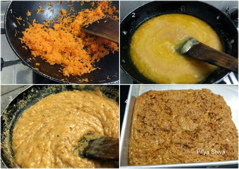 Do You Read The Recipe Before Starting To Cook by Carrot Besan Burfi Recipe Kitchenette
