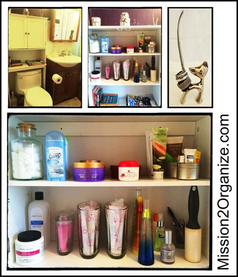 how to organize cosmetics in bathroom mission 2 organize how 2 organize beauty products in