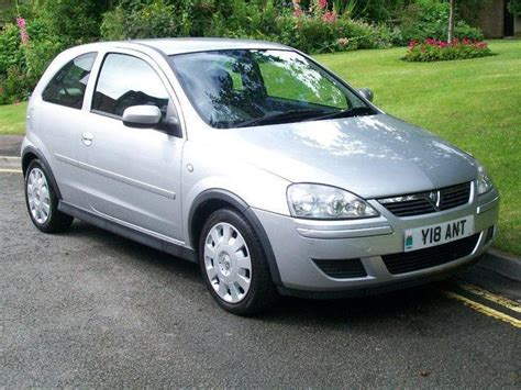 vauxhall corsa 2004 used vauxhall corsa price list 2018 uk autopazar