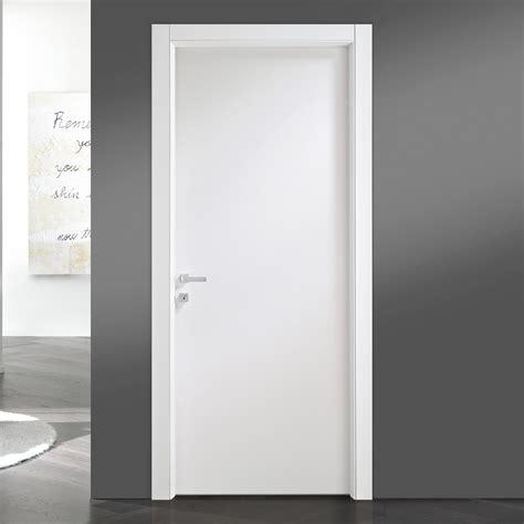 porta porte porta battente 200 bianco