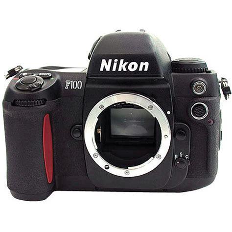 nikon f100 nikon f100 35mm slr only 1796 b h photo