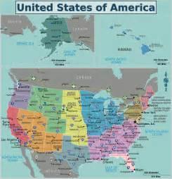 world map of united states of america map of usa political map worldofmaps net maps