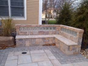 Glass block in landscaping traditional landscape other metro