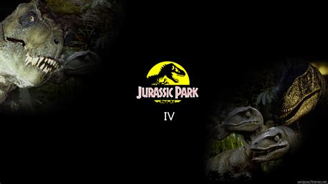 Theme Windows 7 Jurassic Park | jurassic park 4 wallpaper and theme