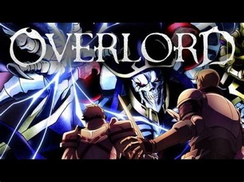 R Anime Overlord by Overlord Anime Downcast Review Animereviews