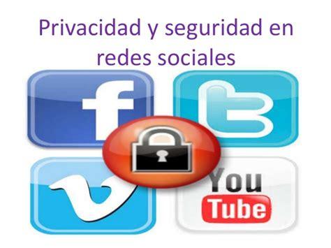 imagenes seguridad redes sociales privacidad y seguridad en redes sociales