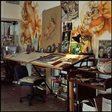 painting at home 18 drafting tables in interior designs messagenote