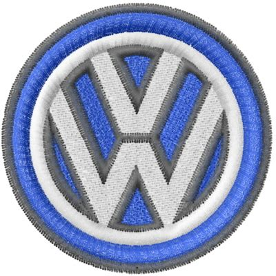 design a logo for embroidery vw logo embroidery designs machine embroidery designs at