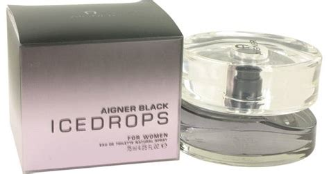 Parfum Aigner Pink aigner black icedrops perfume for by etienne aigner