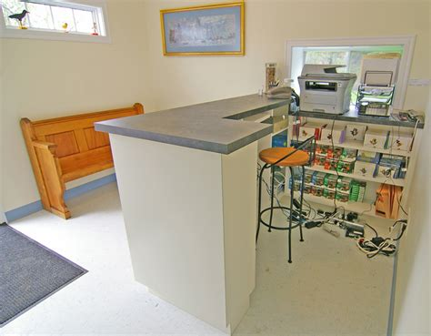 Vet Office by Built In Custom Kitchen Then Commercial Cabinetry
