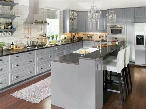 Grey Kitchen Cabinets Ikea 1000 Images About Favourite Ikea Kitchens On Modern Kitchen Cabinets Countertops
