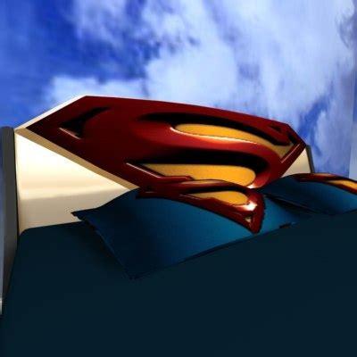 Kasur Arrow 3dsmax bed superman