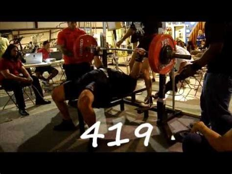 texas bench press record alan borden 275 uspa texas state powerlifting meet 4 21