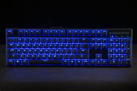Steelseries Apex M500 Cherrymx Blue Switch New steelseries apex m500 us blue switch mechanical keyboard 64575