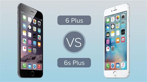 I Phone 6plus 6splus Dan Squishy iphone 6s plus vs iphone 6 plus comparison review