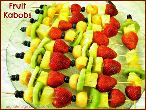 fruit kabobs fruit kabobs recipe dishmaps