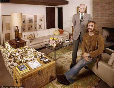 photos 1970s rockstars in their parents home