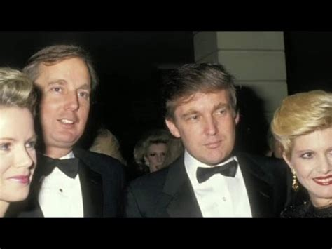 donald trump siblings fred trump