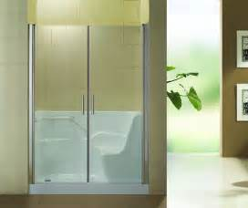 hs b0001 sliding walk in shower door walk in tub shower