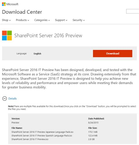 manager s guide to sharepoint server 2016 tutorials solutions and best practices books sharepoint server 2016 preview und it reviewer
