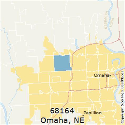 omaha zip code map best places to live in omaha zip 68164 nebraska