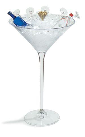martini glass martini glass centerpiece
