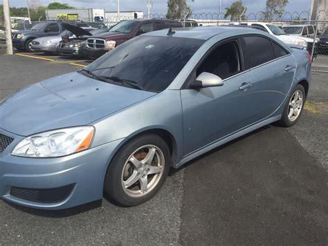 Pontiac G6 Light by 187 2009 Pontiac G6 Light Blue 228178