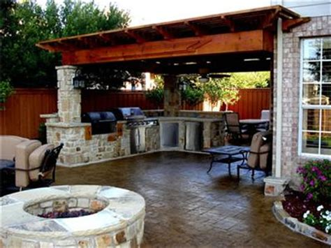 backyard kitchen design ideas the outdoor kitchen make your patio your second home