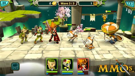 the game in the wakfu raiders game review