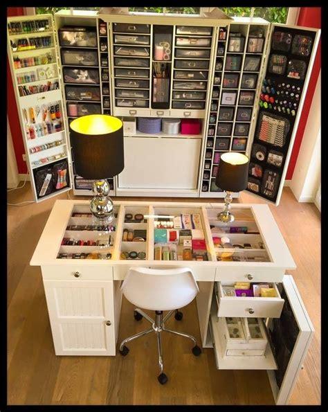 25 best ideas about desk on desk storage
