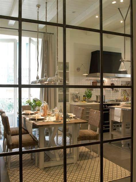puerta de hierro  cristal buscar  google cocinas de estilo rustico cocina  cristalera