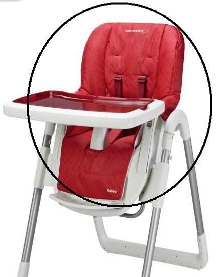 housse de chaise haute om 233 ga b 233 b 233 confort les b 233 b 233 s du