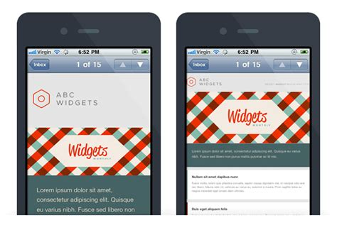 css for mobile device responsive email design caign monitor