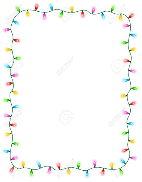 christmas light border christmas lights decoration