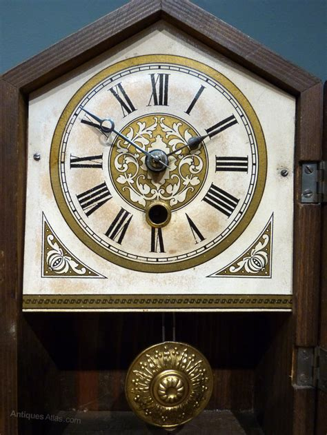 antiques atlas american shelf clock