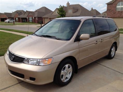2000 Honda Odyssey Mpg by 2000 Honda Odyssey 5dr 7 Passenger Ex Inventory Ddc