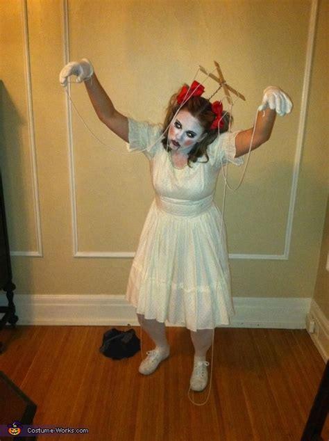 diy marionette costume diy marionette doll costume photo 3 3