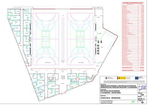 pabellon xunqueira pontevedra reforma integral e imprescind 237 bel para el pabell 243 n
