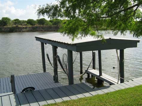 boat house lift 1000 images about boat lift on pinterest the boat boats and boathouse