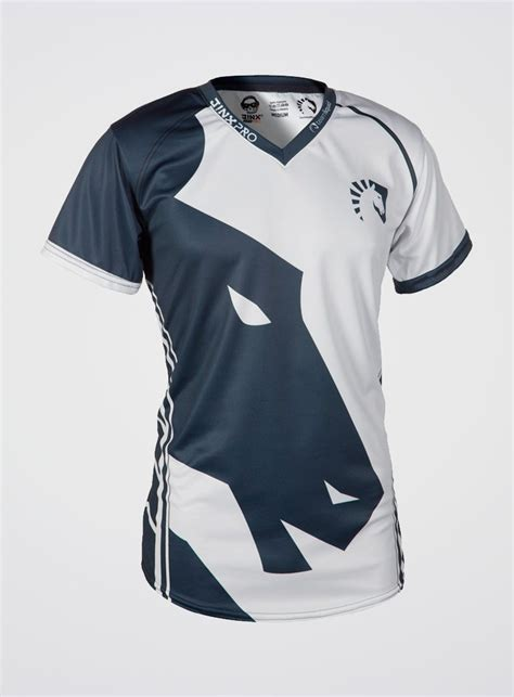 Tshirt Team Liquid by Team Liquid Player Jersey 2018 Light Esl Shop