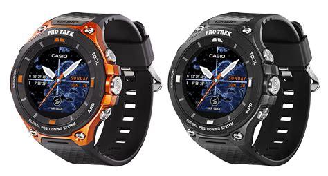 Casio Launch New PROTREK WSD F20 Smart Watch, G SHOCK Coming Soon?