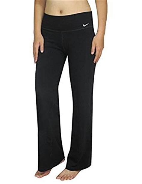 amazon yoga pants amazon com nike womens athletic dri fit training yoga