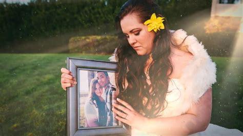 braut tot braut feiert hochzeit ohne br 228 utigam verlobter starb kurz