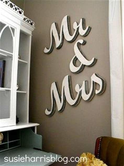 mr and mrs home decor pinterest