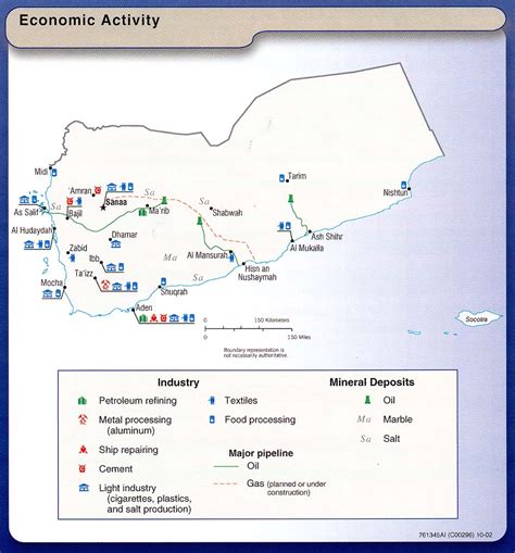 middle east map activity maps of yemen